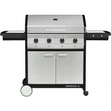 Cadac 98512-41-01-US Meridian 4 Propane Gas BBQ Grill With 4 Burners