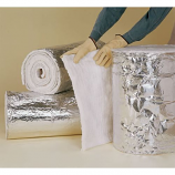 "HomeSaver 1/4"" x 24"" x 25' Flexwrap"