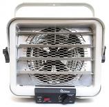 Dr. Infrared Heater DR-966 240-Volt Hardwired Shop Garage Commercial Heater 6000W