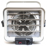 Dr. Infrared Heater DR-966 240-Volt Hardwired Shop Garage Commercial Heater 6000W