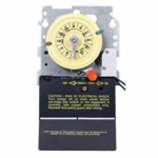 Intermatic T104M201 Time Switch Mechanism DPST with Heater Protection