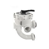"Praher SM2-PP3 SM20-3 Pentair 2"" FIP Pre-Plumbed MPV for Sand Filter"