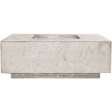 Prism Hardscapes Tavola 3 Fire Table in Natural - NG