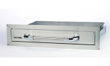 Bull Outdoor Stainless Steel Single Drawer