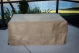 Outdoor Great Rooms CVR5038 Tan Rectangular Protective Cover