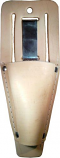Zenport HJ262 Leather Pruner Sheath w- Belt Loop & Metal Clip