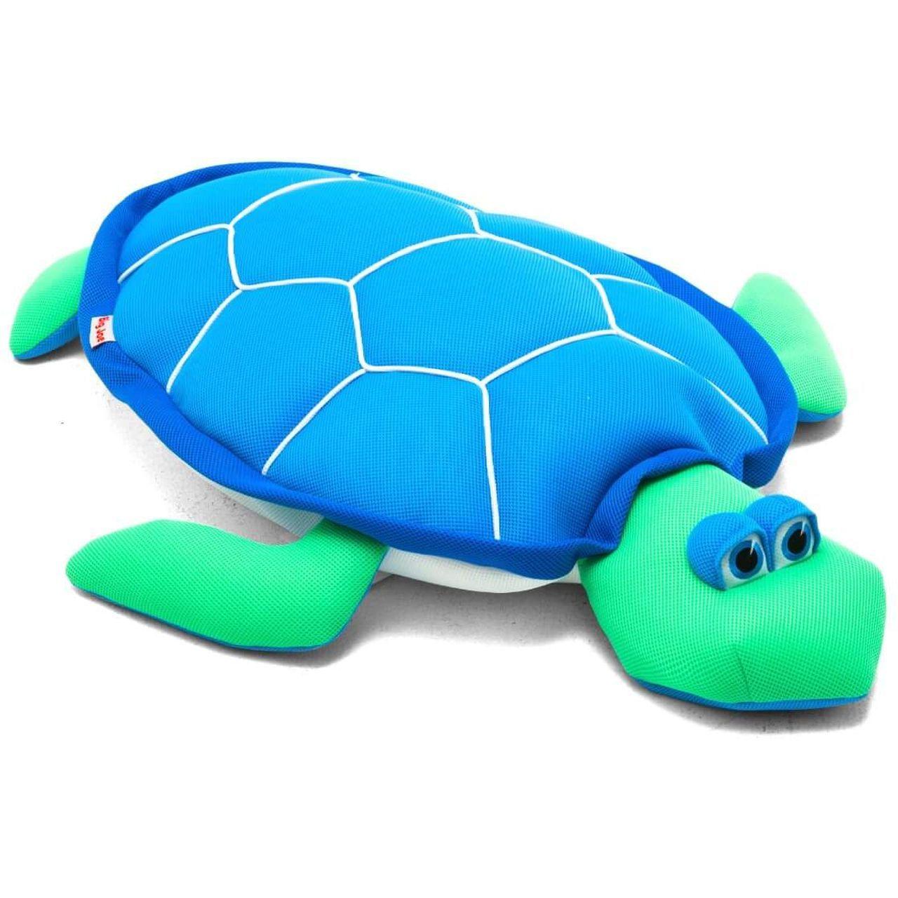 Big Joe Pool Petz Large Pool Float - Turtle 7