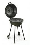"""Vortex Standing Round Charcoal Grill by Marsh Allen - 18"""""""