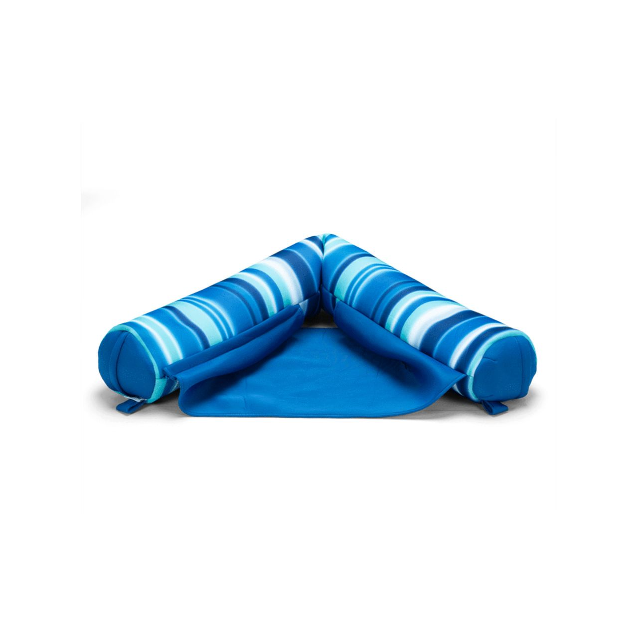 Big Joe Noodle Sling Pool Float - Blurred Blue