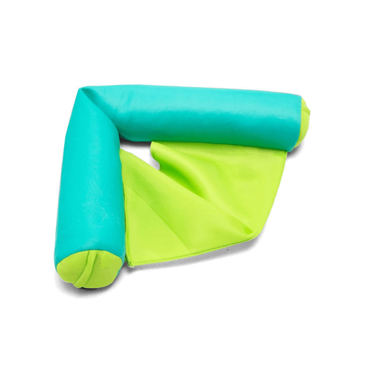 Big Joe Noodle Sling Pool Float - Aqua/Green