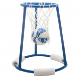 Dunn Rite B900 AquaHoop Floating Pool Basketball Set