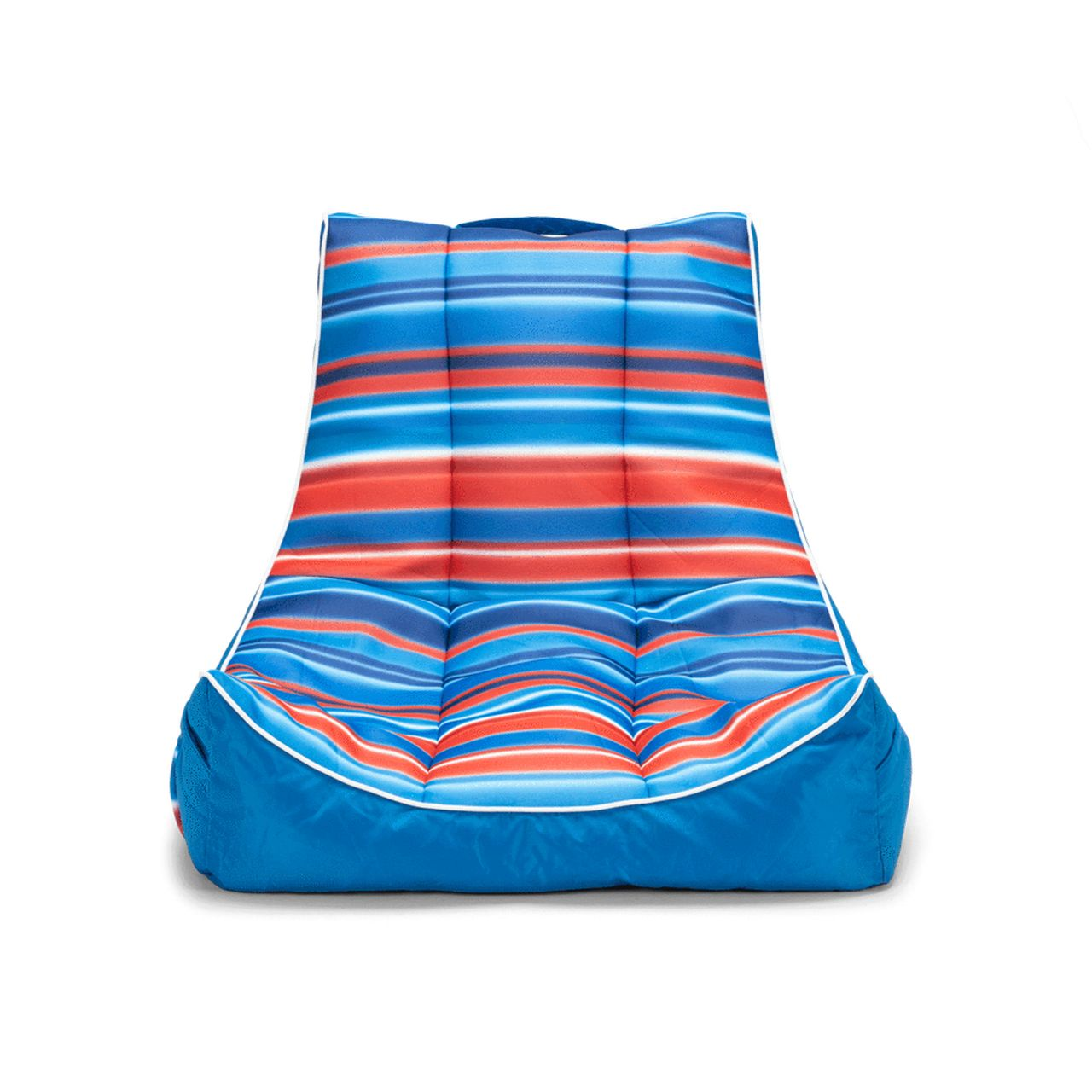 Big Joe Captain's Pool Float - Blurred Americana