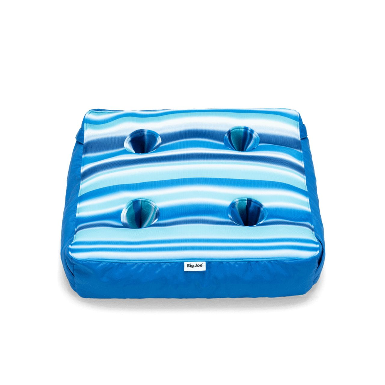 Big Joe Captain's Caddie Pool Float - Blurred Blue