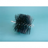 "Prefab Chimney Cleaning Brush - 10"" Round"