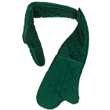 Blue Flame TM.G Unti-Mitt With Hook and Loop Attachment - Forest Green