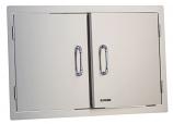 Bull Outdoor Double Door - Stainless Steel