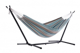 C9SUNG Vivere's Combo - Sunbrella Gateway Mist Hammock with Stand- 9ft