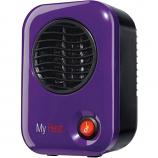Lasko MyHeat 200W Personal Ceramic Heater - Purple