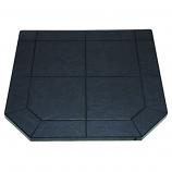 "Volcanic Sand Stove Board, Single Cut Corner, 48"" x 48"""