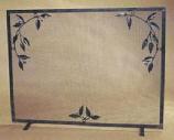 38'' x 30'' Weston Wrought Iron Screen