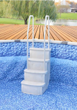 """Main Access 200601T iStep 26"""" Drop-In Above-Ground Pool Steps"""