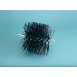 "Prefab Chimney Cleaning Brush - 6"" Round"