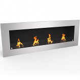 Regal Flame ER8011 Warren 60in Pro Ventless Ethanol Wall Mounted Fireplace