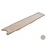 Inter-Fab T7DB51 7' Diving Board with Sand Tread Surface Color Tan