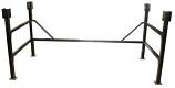 Versonel Smart Loft Twin Conversion Dorm Steel Bed Frame
