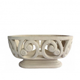 Milano Oval Planter PL-V2311 By Anderson Teak
