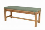 """Madison 59"""" Backless Bench By Anderson Teak"""