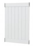 Xpanse Shower Third Wall Kit (Boards, Rails, Bracket Kit, Hardware)