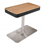 Everdure HBPEDTBL Bamboo Table Insert for Fusion Pedestal