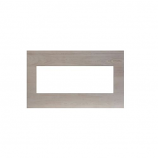 Birch Wood Mantel/Surround for BI-40-XTRASLIM Unit - White Birch