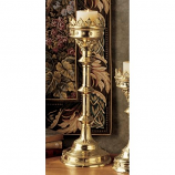 Chartres Cathedral Gothic Candlesticks