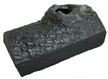 Log Steamer Black Matte By John Wright Hearth