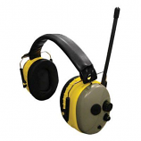 Digital Earmuff Hearing Protection With AM/FM Radio & MP3