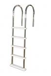 Swimline 87925 Above Ground Pool Deck Ladder