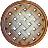 Basket Weave Mocha Sand Trivet