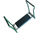 Two-Sided Garden Kneeler With Foldaway Seat T70-6791 By Terra Verde