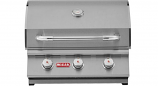 24'' Stainless Steel Built-In Propane Gas Barbecue Grill by Bull BBQ