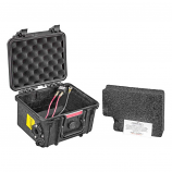 Power Vac 012-D Portable Battery Carrying Case with Fuse