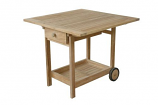 Danica Serving Table Trolley By Anderson Teak