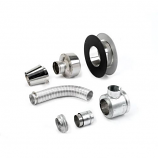 """Selkirk Direct-Temp 4x6-5/8"""" Straight Out Horizontal Termination Kit"""