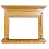 Buck Stove Classic Mantel for Model 34 - Unfinished