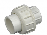 Waterco 122225 Barrel Union 1in Slip - White