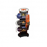 HPC Display Kiosk KIOSK-KIT By HPC Fire