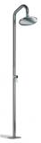 """SEG 93-16 Stainless Steel Shower Column 1.25"""" x 88"""" Round Head"""