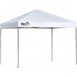 Shelter Logic 8 x 10 QS EX80 One Push Straight Leg Canopy - White