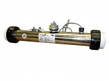 """Heater Assembly: 5.5Kw 120/240V 2"""" X 15"""" W/ Pressure Switch And Sensor"""